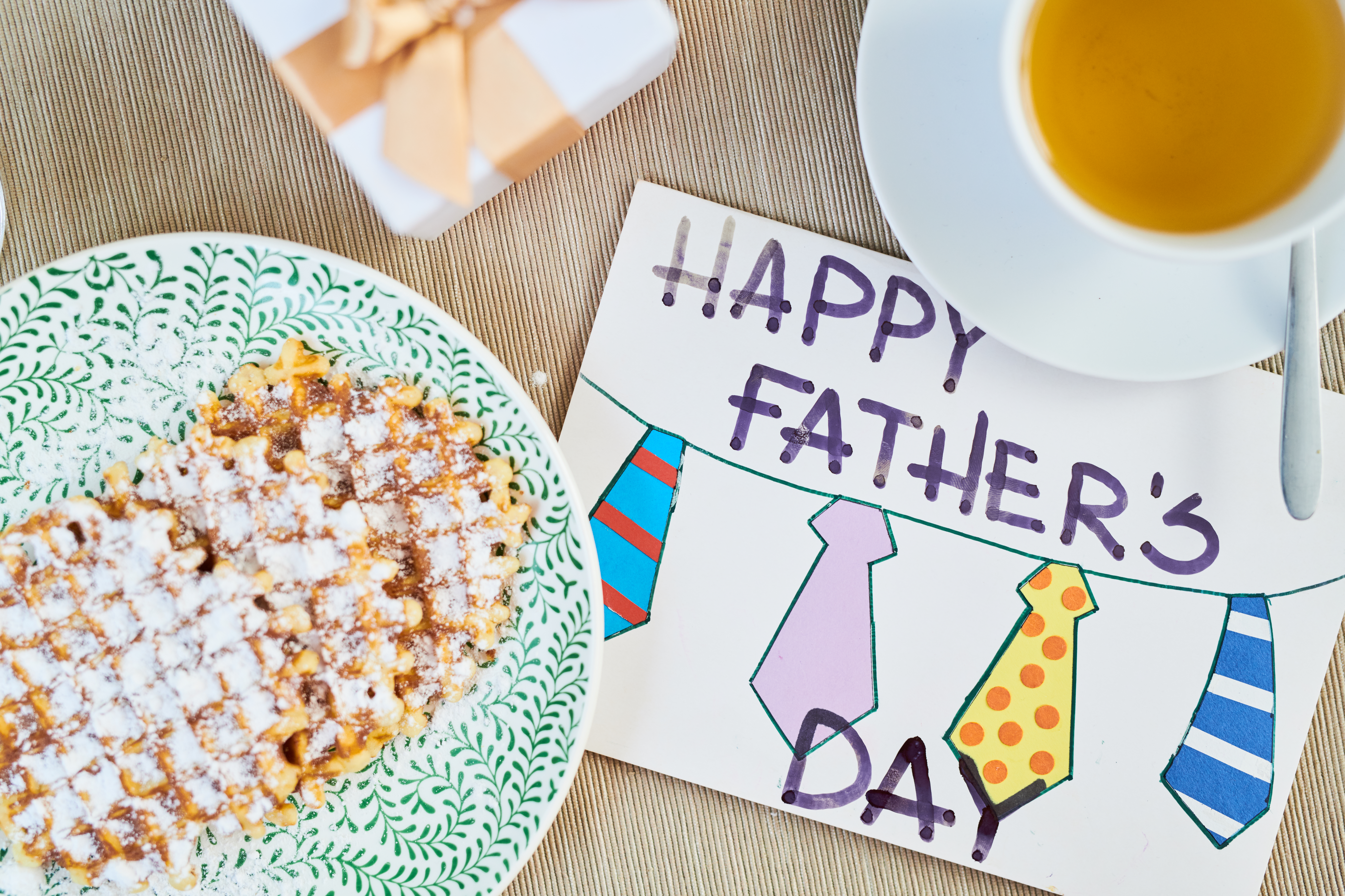 Edible fathers day gifts